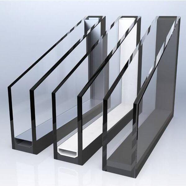 Double glazed units