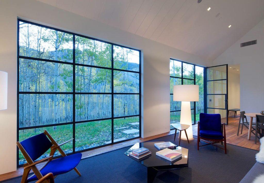 Steel Window and Door Crittall style Design Plus London