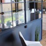 Black Steel Windows and Doors Crittall Style Metal London 30
