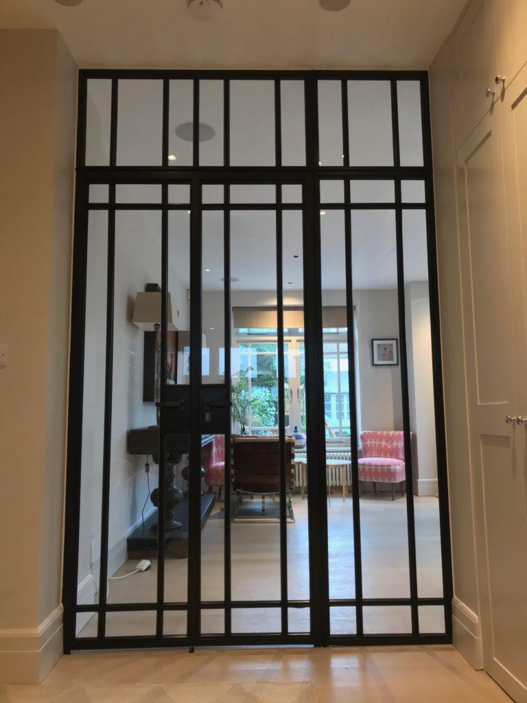 Steel Window and Door Richmond 9 Crittall style Design Plus London