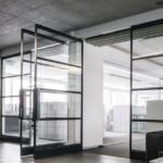 Steel Windows and Doors Crittall Style Metal London 4