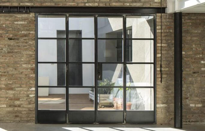 W40 Profile Steel Window and Door London