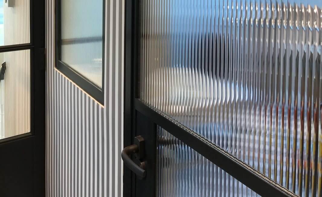 Steel Bathroom Window London