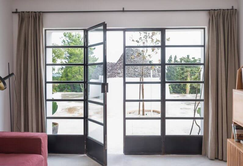 Steel Windows and doors 2 Design Plus London