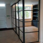 Crittall Steel sliding Door NW8 Design Plus London 2