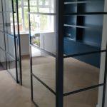 Crittall Steel sliding Door NW8 Design Plus London 3