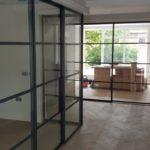 Crittall Steel sliding Doors NW8 Design Plus London