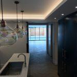 Crittall pocket door open Design Plus London