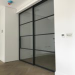 Crittall sliding doors Design Plus London 2