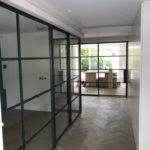 Crittall sliding doors and Partition Design Plus London 5