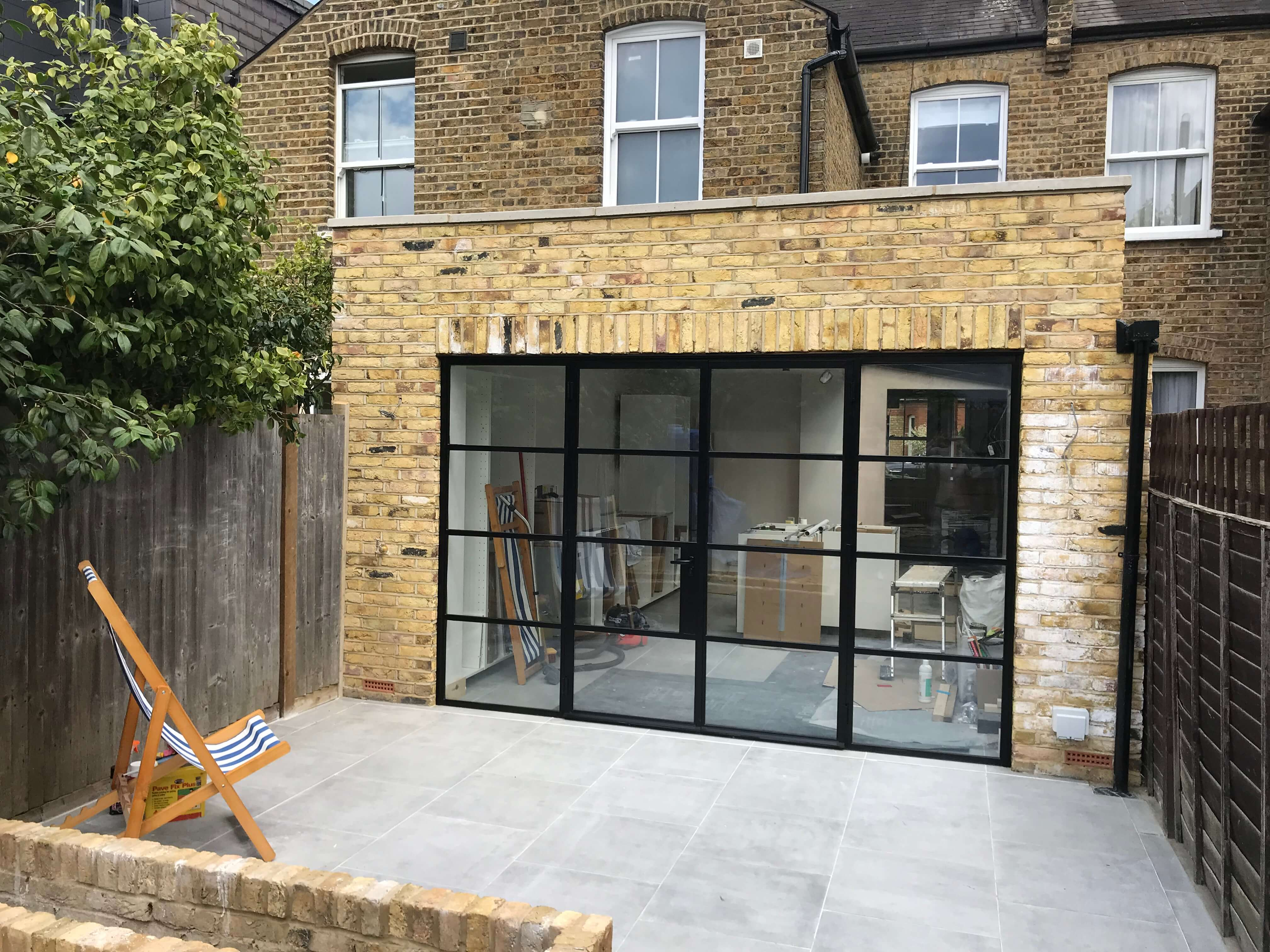 W20 Steel Profile Doors Design Plus London