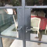 Crittall Double Door handle Design Plus