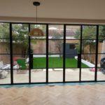 Industrial steel doors Design Plus London 2