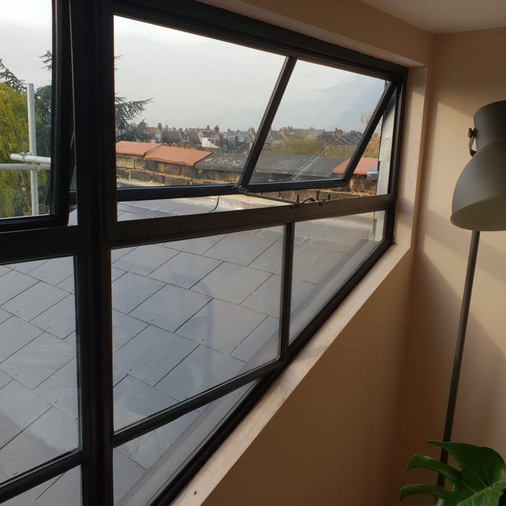 Black Steel Loft Windows Design Plus London 4