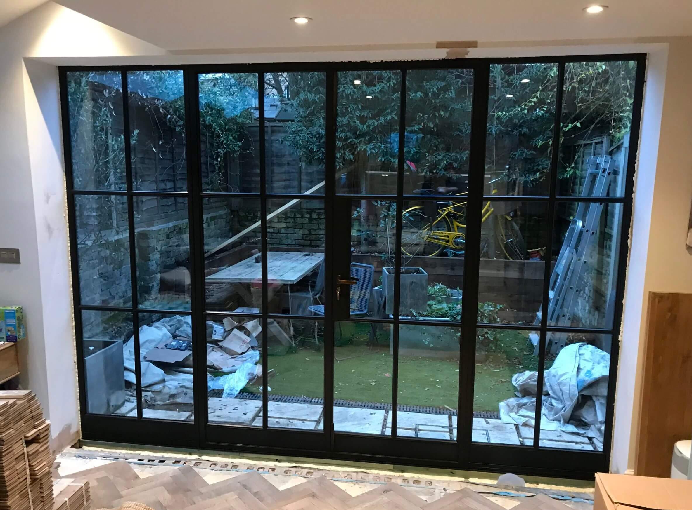Crittall look Steel Doors Design Plus London 4