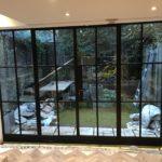 Crittall look Black Steel Doors Design Plus London 5