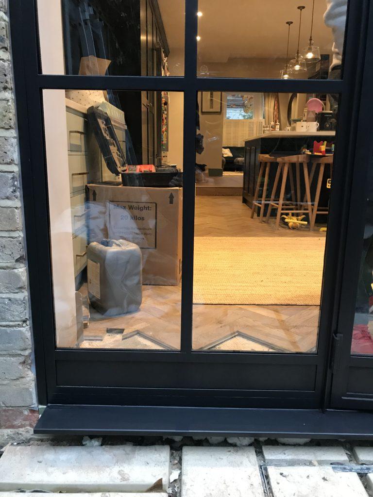 Crittall look Steel Doors Design Plus London 9