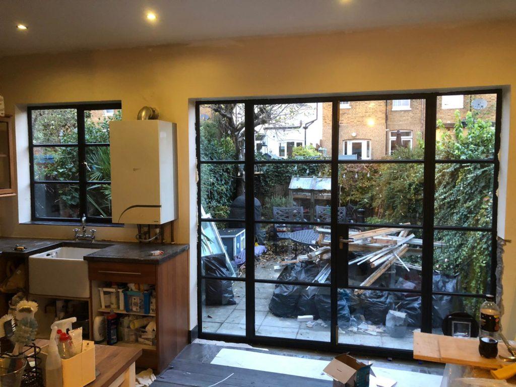 Original Steel window and door 4