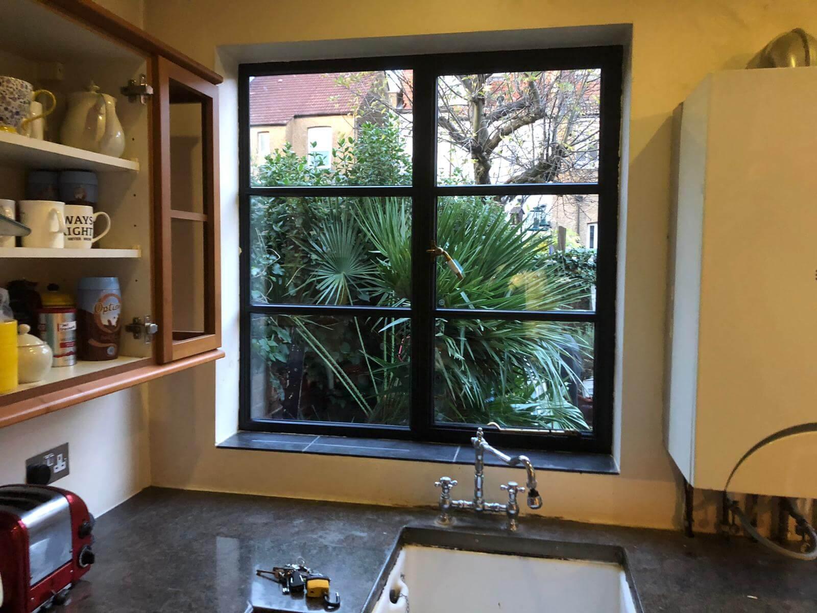 Original Crittall WIndow Replacement Steel window and door 2