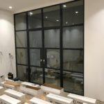 Rebecca SW3 Steel doors crittall look Design Plus London 10