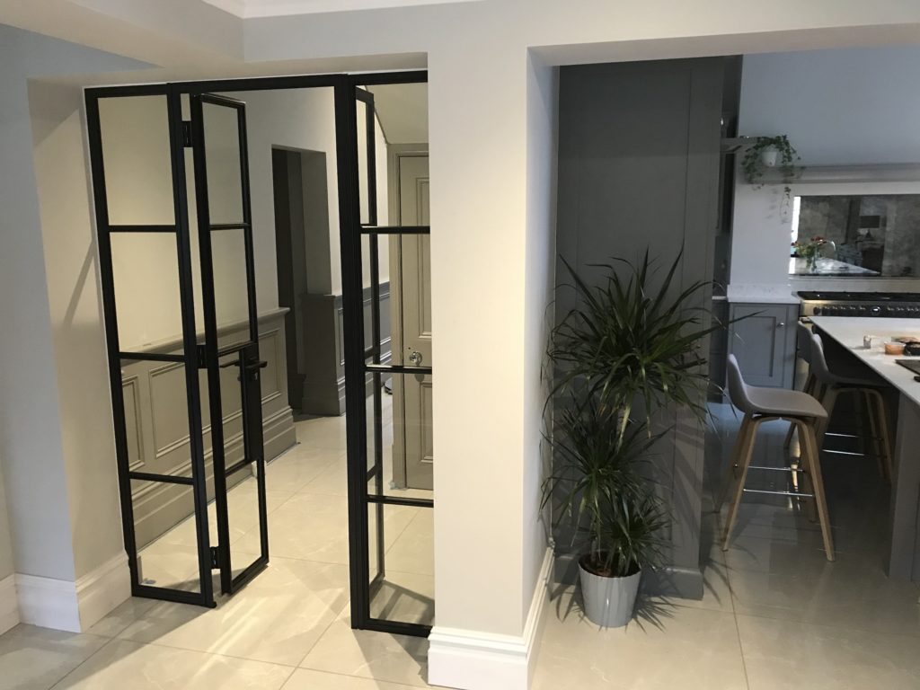 Internal Crittall steel doors Design Plus 10