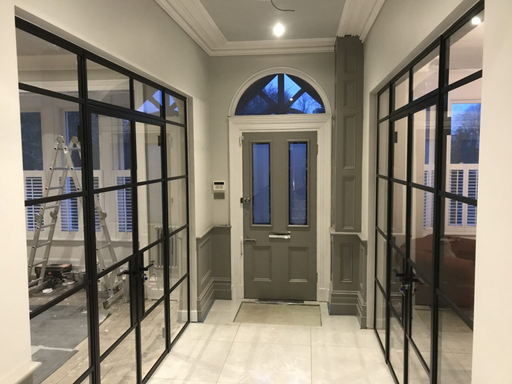 Internal Crittall type Doors Design Plus London 9