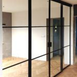Internal Slim Steel Doors Design Plus 02