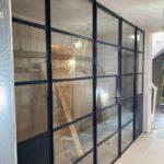 Internal Steel doors for wine cellar Design Plus 1