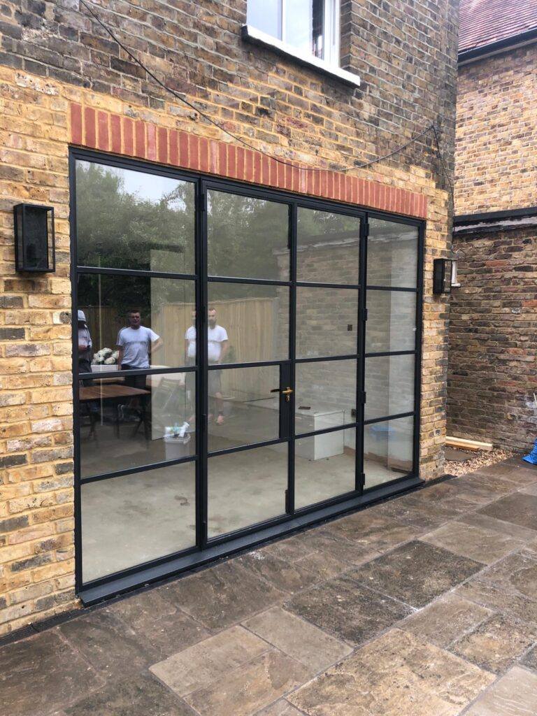 MARK SL3 External Original Steel Doors Crittall effect 03