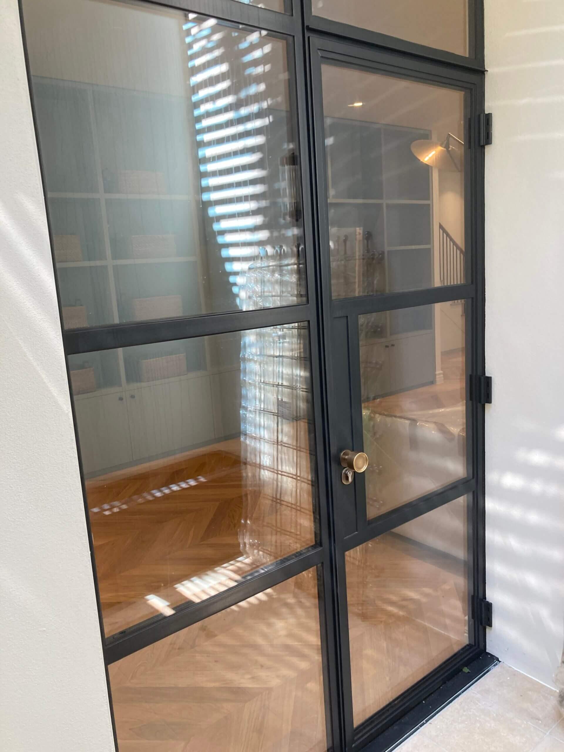 Original Steel Thermal Break Doors and Windows Design Plus