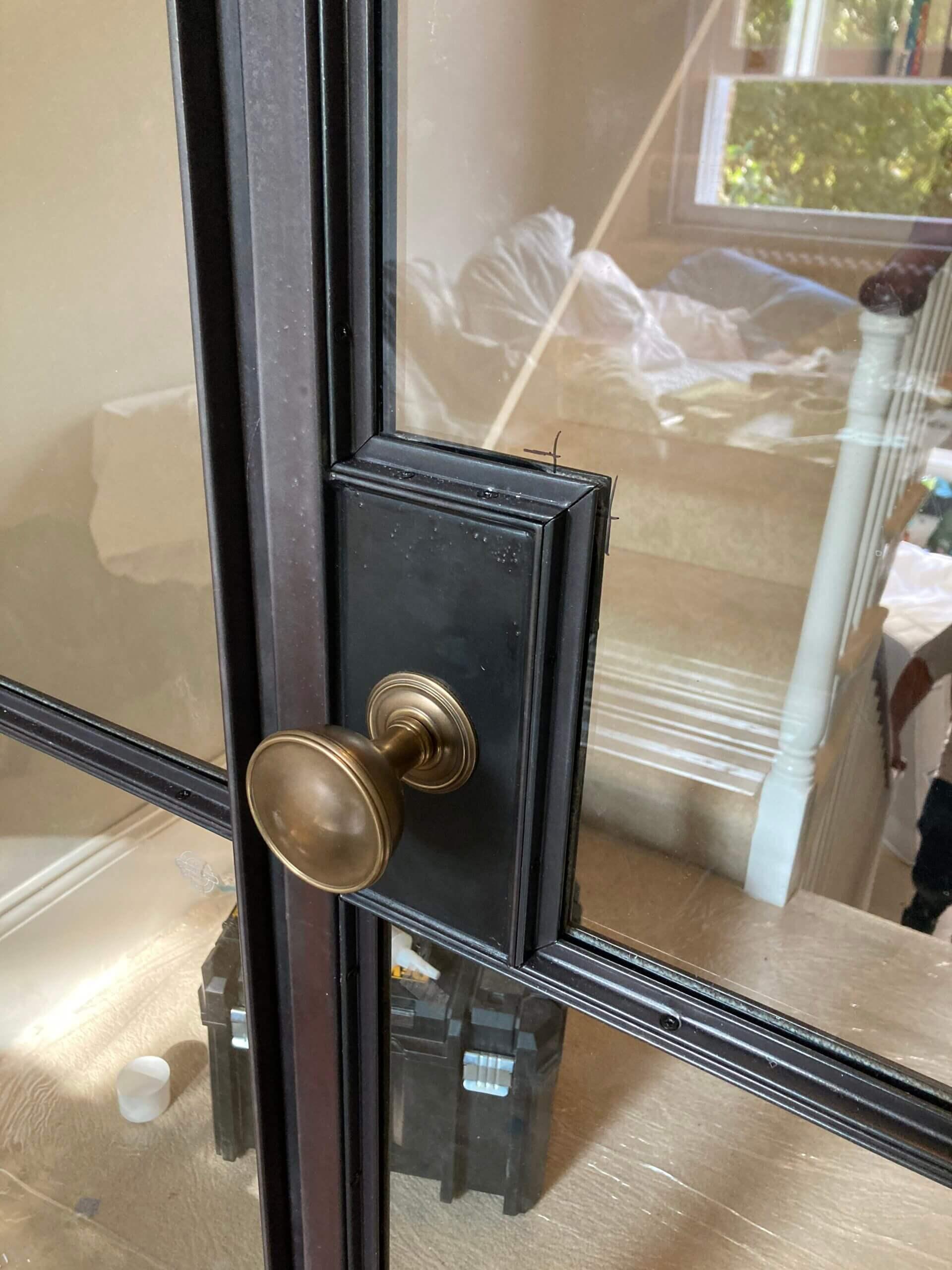 Industrial Steel door Design Plus London 022