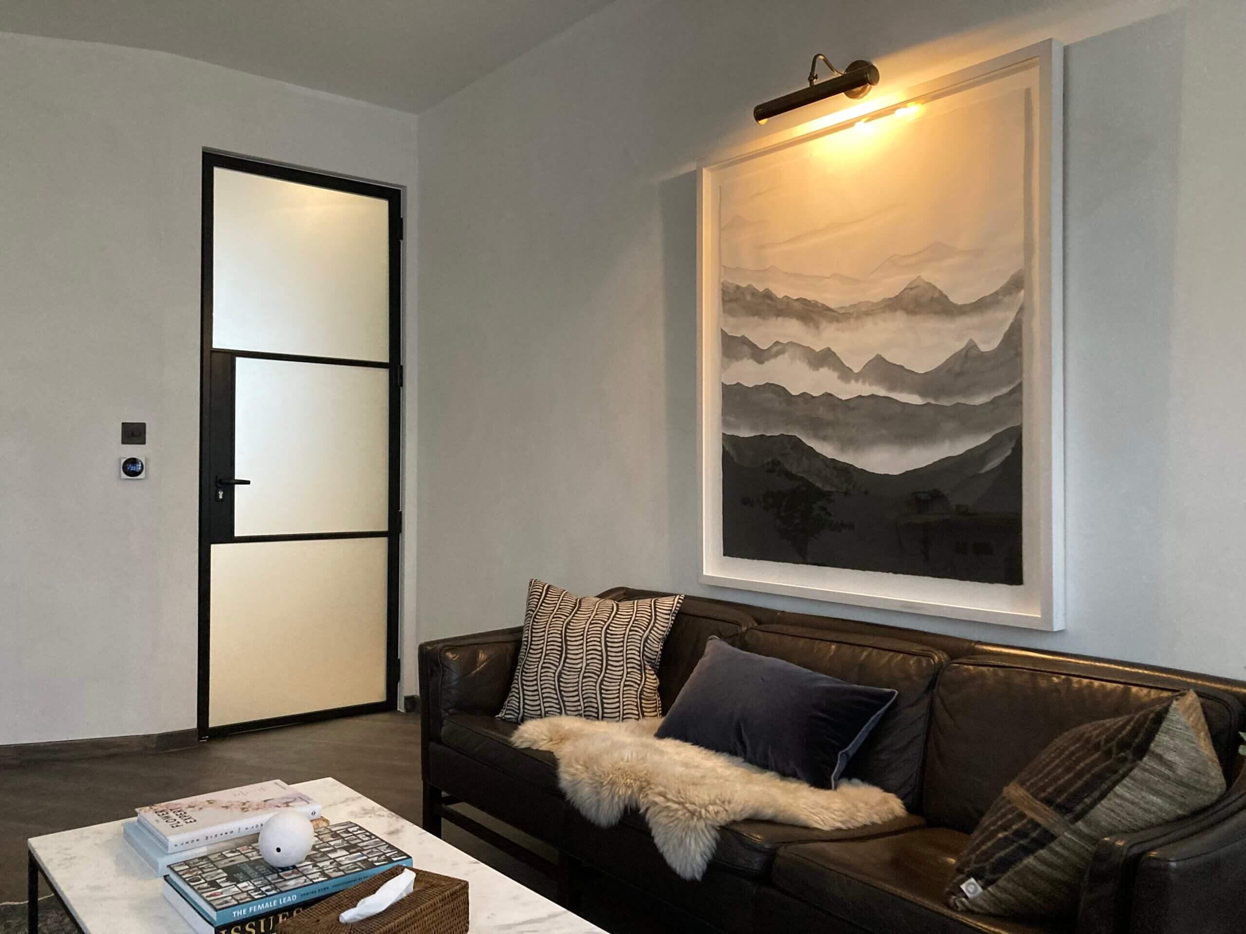 Internal Steel fire door Design Plus 05