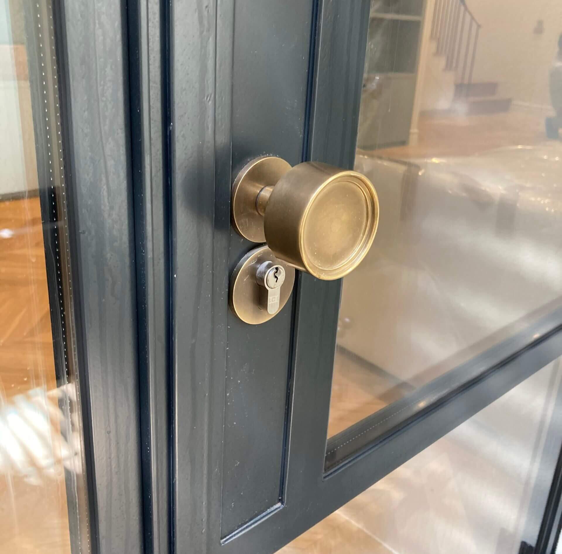 Original Steel Doors Thermal Break 57 Ottostumm Secco Jansen Forster MHB