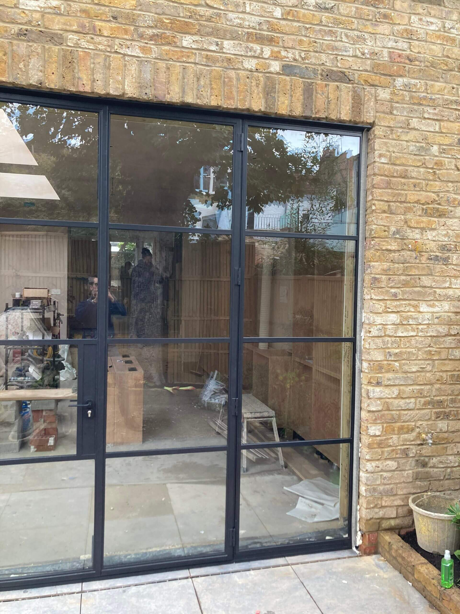 External Steel Doors Design Plus