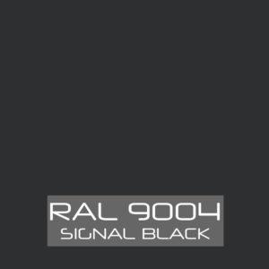 Steelwindowanddoor RAL-9004