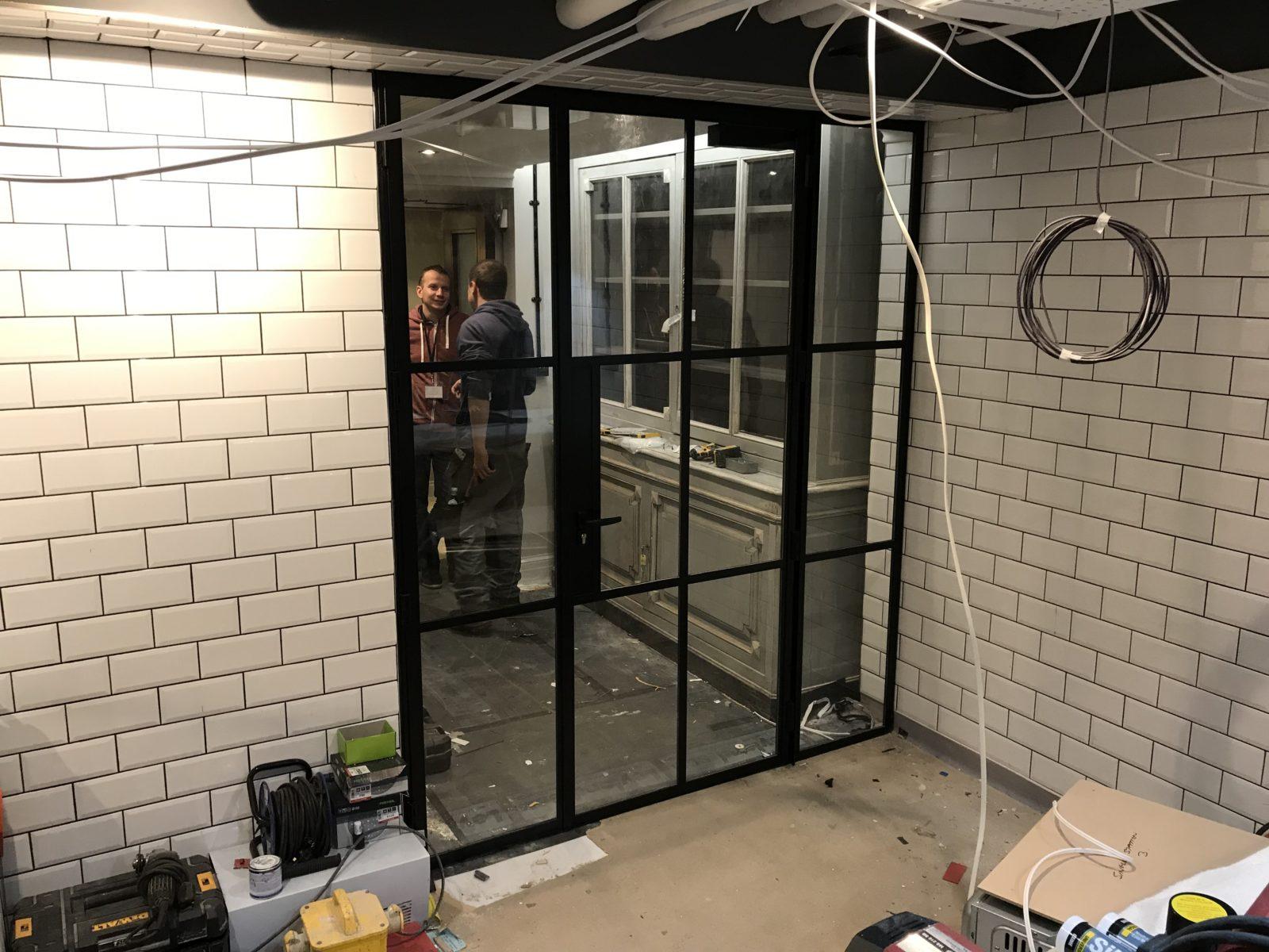 Fire Rated Steel Window and Door Langham Hotel 4
