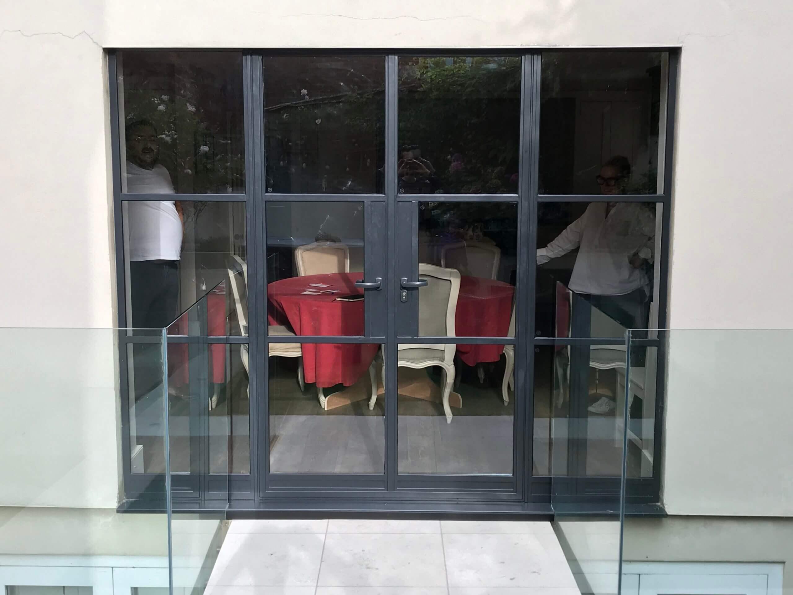 External Original Steel Doors W20 W40 W50 Thermal break 7