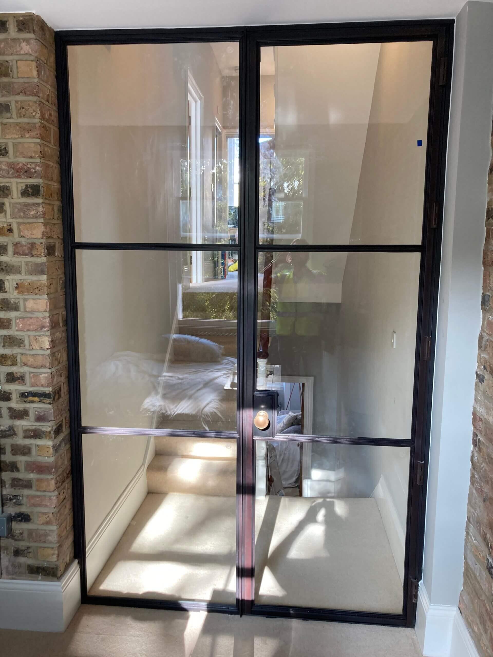 Industrial Steel door Design Plus London 010