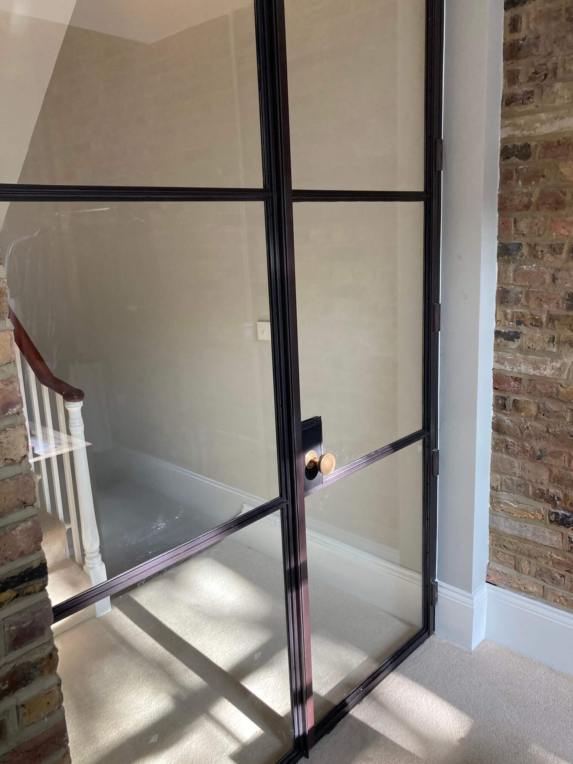 Industrial Steel door Design Plus London 013