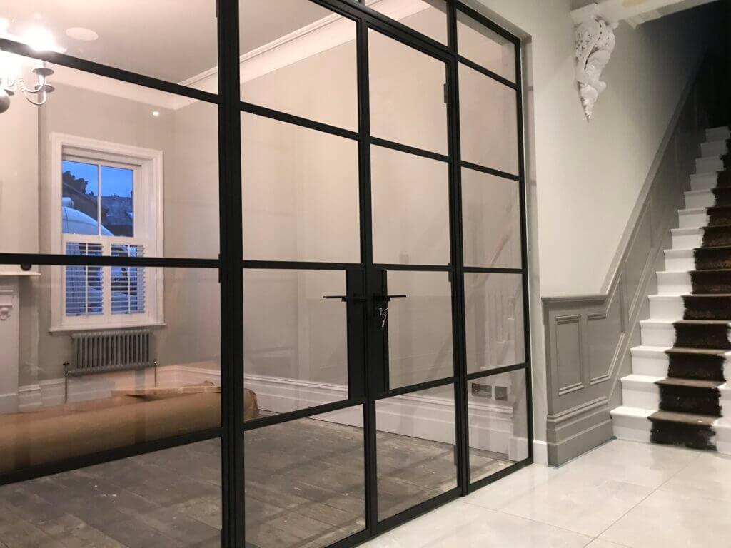 Internal Original Steel Doors Design Plus London 6