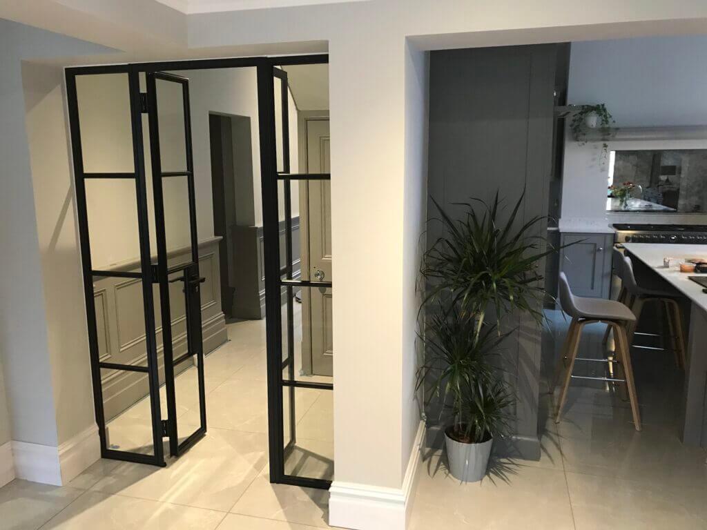 Internal Original Steel doors Design Plus 10