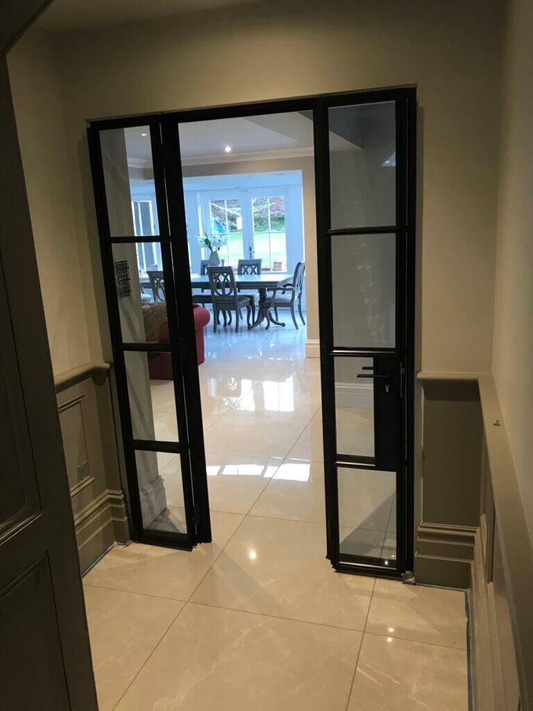 Internal Original Steel doors Design Plus 2
