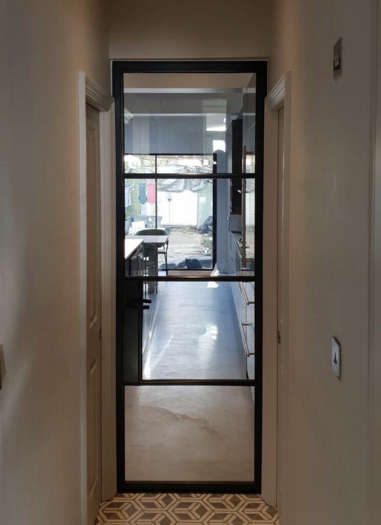 Internal Steel Door 30 minute fire integrity Design Plus