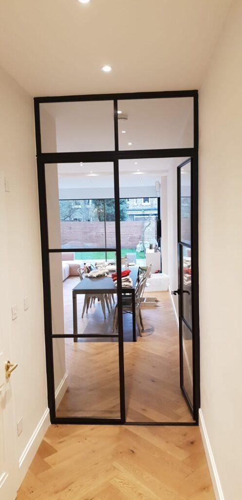Internal Steel doors FD30 spec NW6 2 Design Plus London