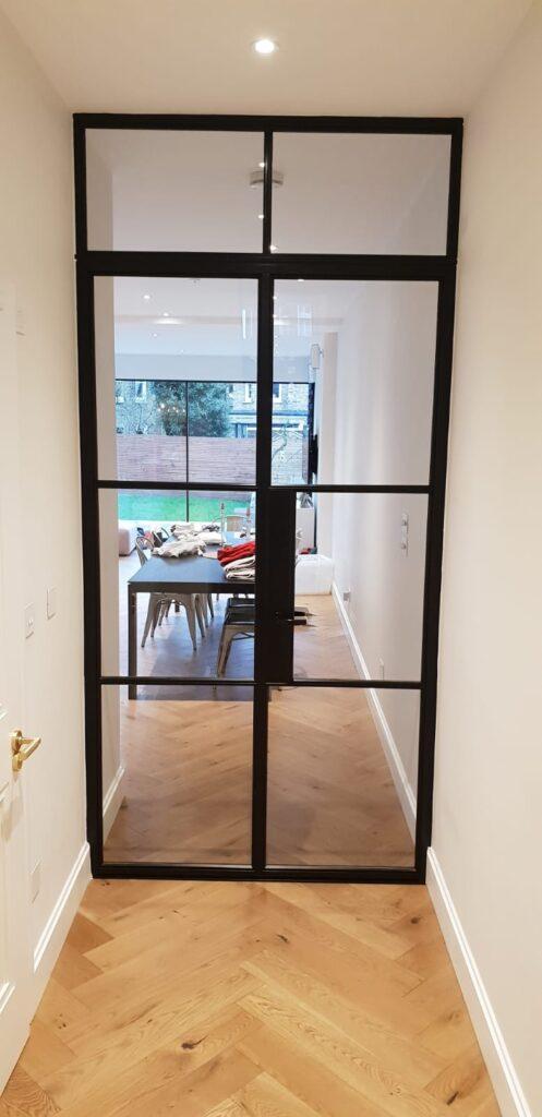 Internal Steel doors FD30 spec NW6 3 Design Plus London