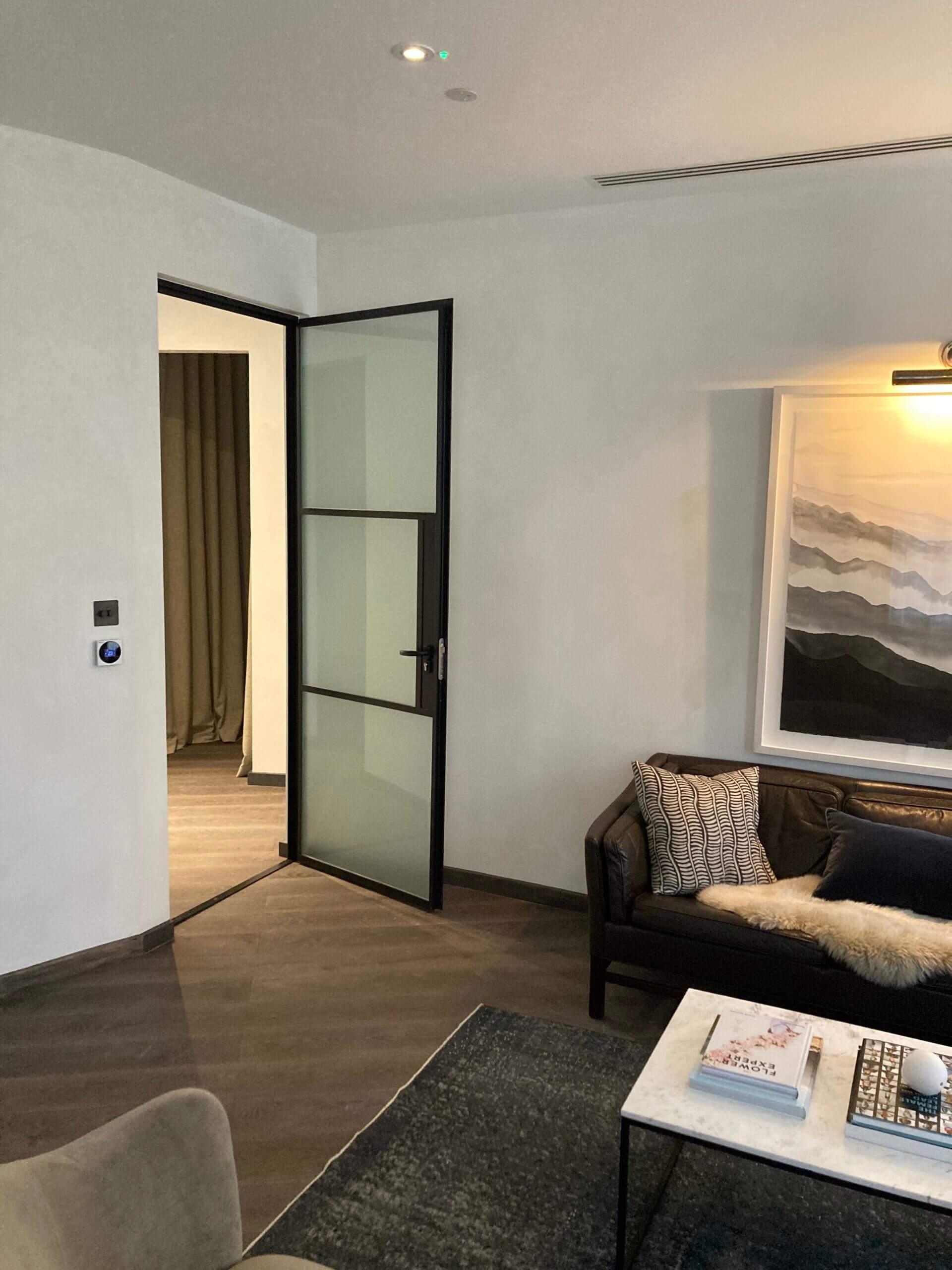 Internal Steel fire door Design Plus 04