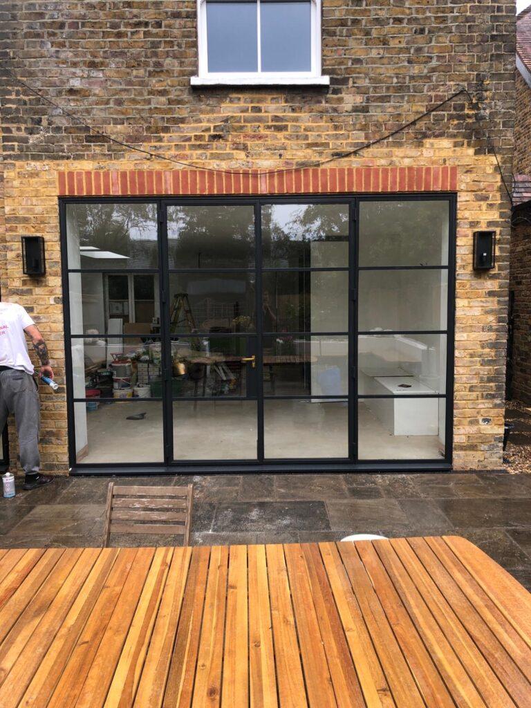 MARK SL3 External Original Steel Doors 01