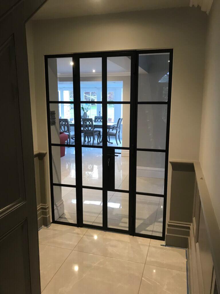 Mini Internal Original Steel doors Design Plus