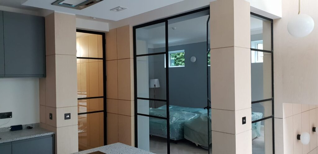 Original Steel Doors Design Plus London W20 W40
