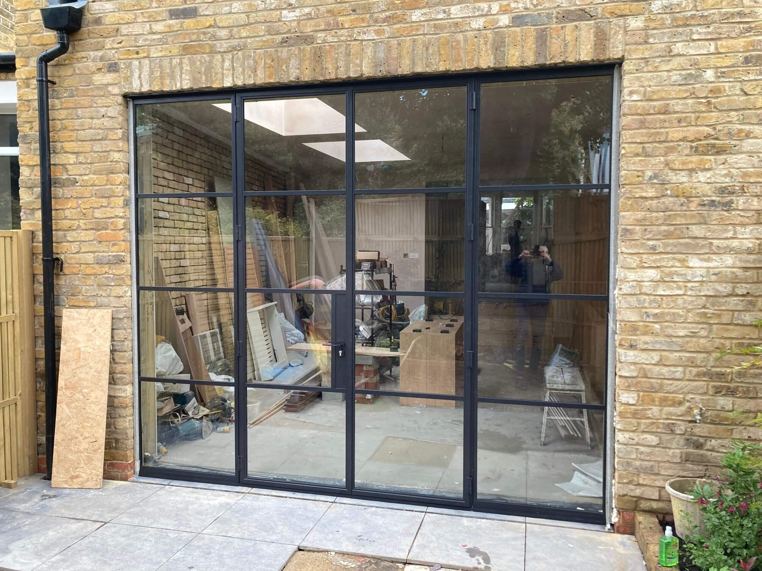Original Steel Doors DesignPlus 09 W20 W40 W50
